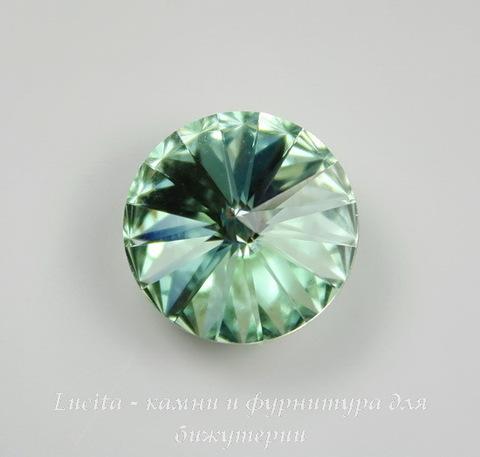 1122 Rivoli Ювелирные стразы Сваровски Chrysolite (SS39) 8,16-8,41 мм