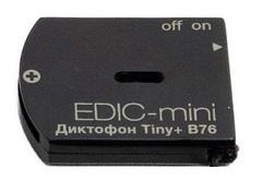 Цифровой диктофон Edic-mini Tiny + B76-150HQ