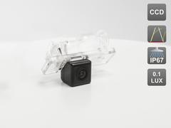 Камера заднего вида для Mercedes Viano 639 03+ Avis AVS326CPR (#055)