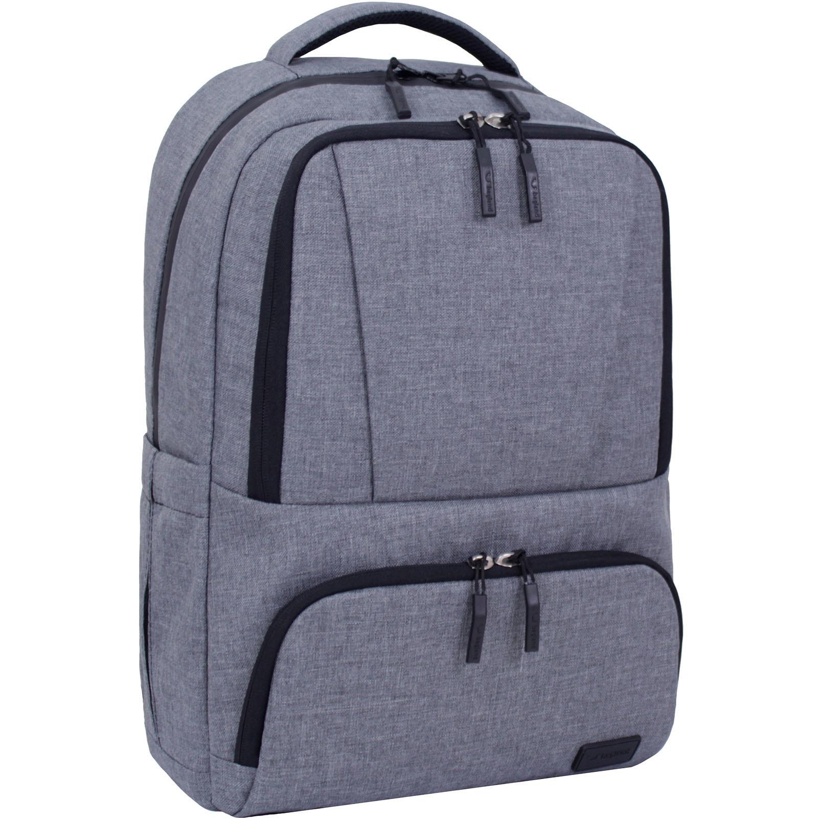 Городские рюкзаки Рюкзак для ноутбука Bagland STARK 321 серый (0014369) IMG_2118.JPG