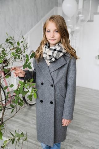 Пальто mamma Mila! (арт.A5 (grey)