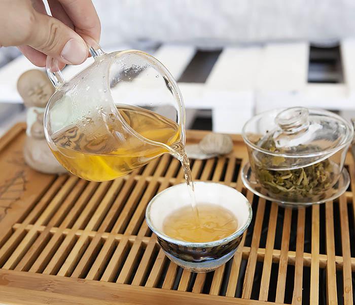 TEA-AR118 Китайский зеленый жасминовый чай (50 гр) фото 12