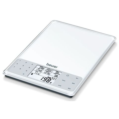 Весы кухонные электронные Beurer (B-DS61) макс.вес:5кг белый