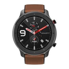 Смарт часы Xiaomi Amazfit GTR 47mm  Aluminum Alloy