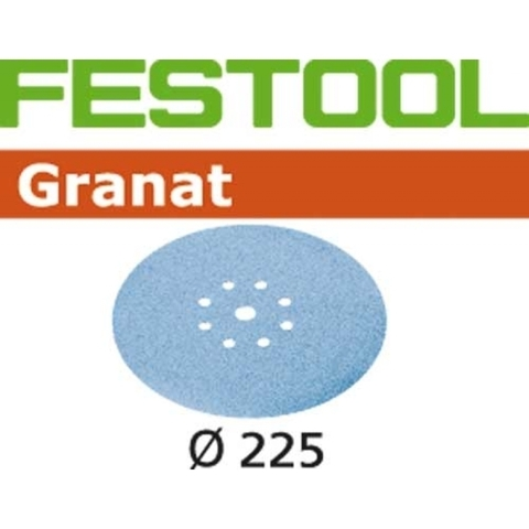 Шлифовальная бумага FESTOOL Granat P220  225 мм 1X