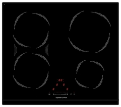 Варочная панель Zigmund & Shtain CIS 189.60 BK