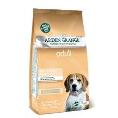 Сухой корм для взрослых собак, Arden Grange Adult Pork & Rice, со свининой и рисом