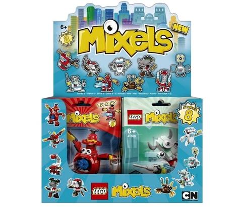 LEGO Mixels: Гидро 41565 — Hydro — Лего Миксели