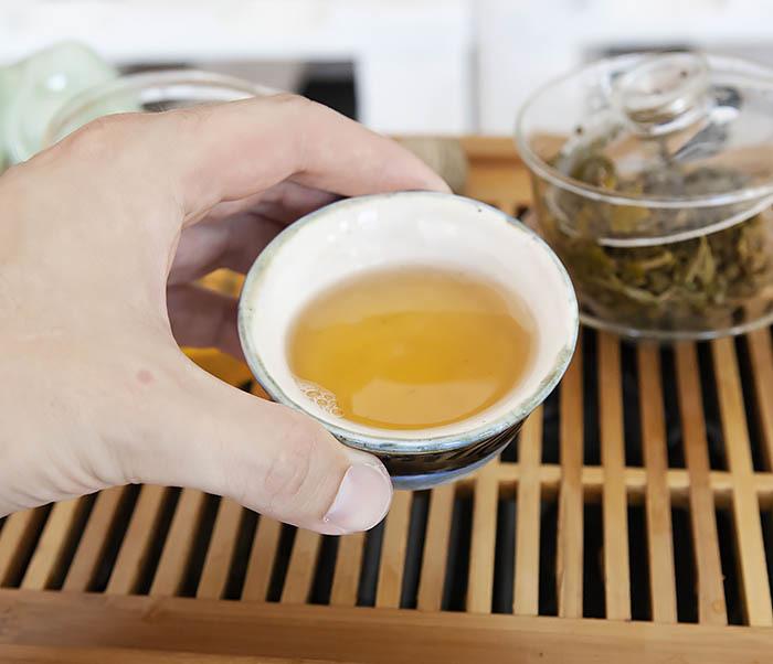 TEA-AR118 Китайский зеленый жасминовый чай (50 гр) фото 14