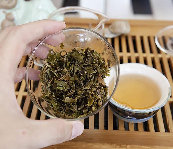 TEA-AR118 Китайский зеленый жасминовый чай (50 гр) фото 15