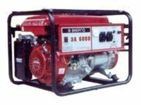 Кожух для бензинового генератора ЭНЕРГО ЭА 6000 (5500 Вт)