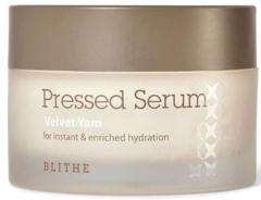 BLITHE Pressed Serum Velvet Yam увлажняющая пресованная сыворотка 50мл