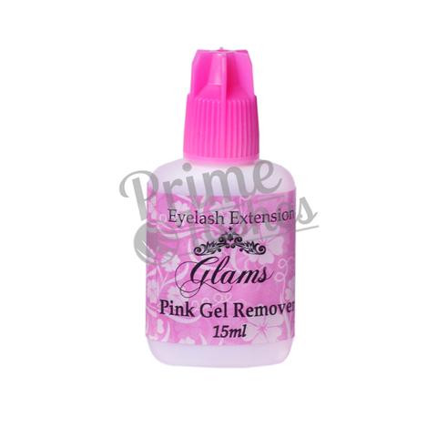 Гелевый ремувер Glams (PINK)