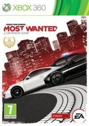 Xbox 360 Need for Speed: Most Wanted (Criterion Game) (Classics) (русская версия)