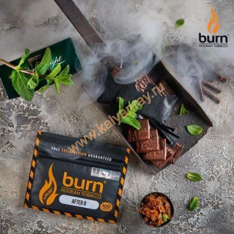 Burn After Eight