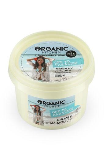 Organic Kitchen - Крем-мусс для душа