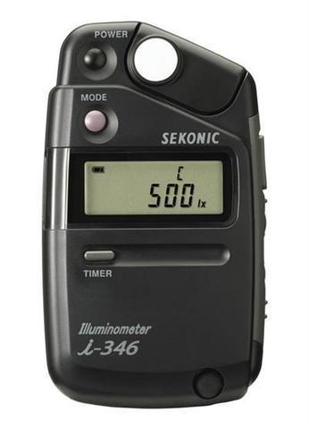 Люксметр Sekonic Illuminimeter I-346