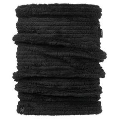 Шарф-труба из полартека Buff Solid Graphite Black