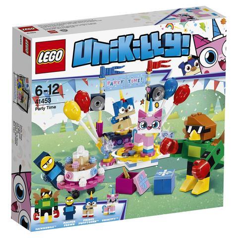 LEGO Unikitty: Вечеринка 41453 — Party Time — Лего Юникитти