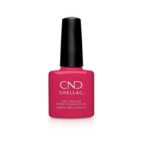 UV Гелевое покрытие CND Shellac Kiss of Fire 7.3мл
