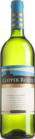 Вино Клипер Рут столовое белое п/сл. 0,75 л 12,5% ЮАР