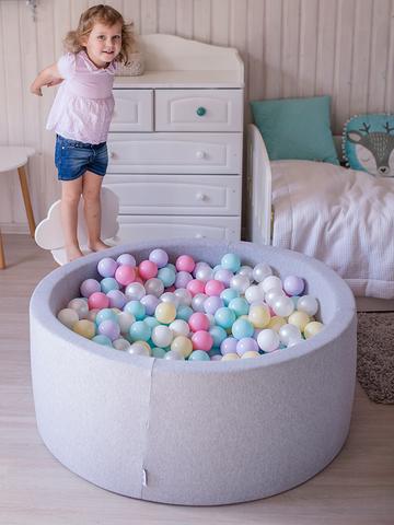 Сухой бассейн Anlipool комплект №101 300 шаров