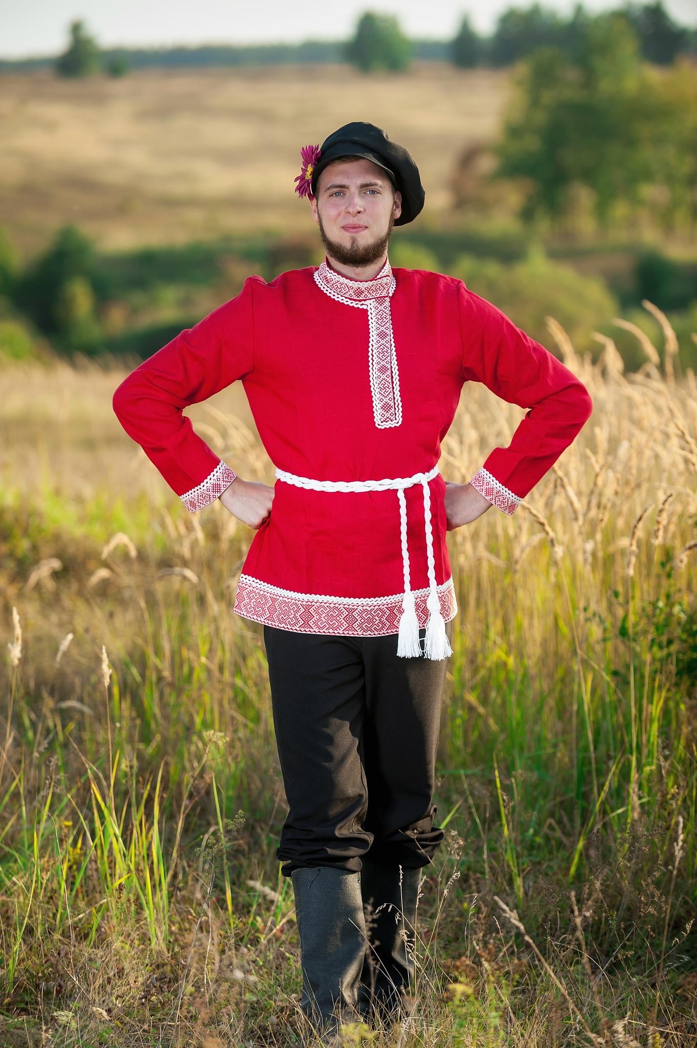 Русский костюм Звонкая песня