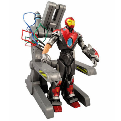 Ultimate Iron Man. Marvel Select Figure || Коллекционная фигурка Непобедимый Железный Человек
