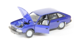 Moskvich-2141 blue Agat Mossar Tantal 1:43