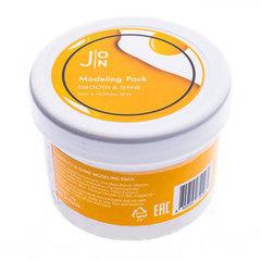 J:ON Smooth & Shine Modeling Pack - Альгинатная маска Гладкость и сияние