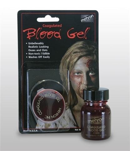 MEHRON Искусственная свернувшаяся кровь Coagulated Blood Gel 1 oz., 30 мл