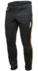 Лыжные брюки Ray WS Active Black-Gold