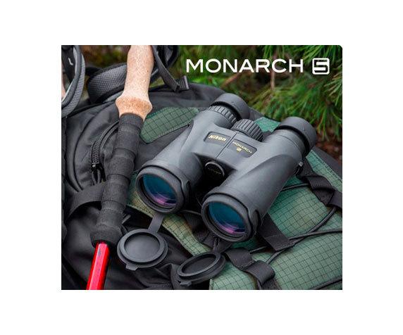 Nikon Monarch 5 для активного отдыха