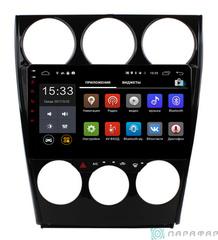 Штатная магнитола для Mazda 6 02-06 на Android 6.0 Parafar PF013Lite