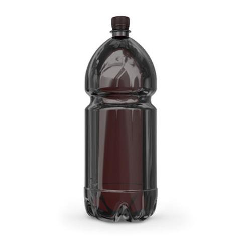 Бутылка ПЭТ 3 л. с крышкой