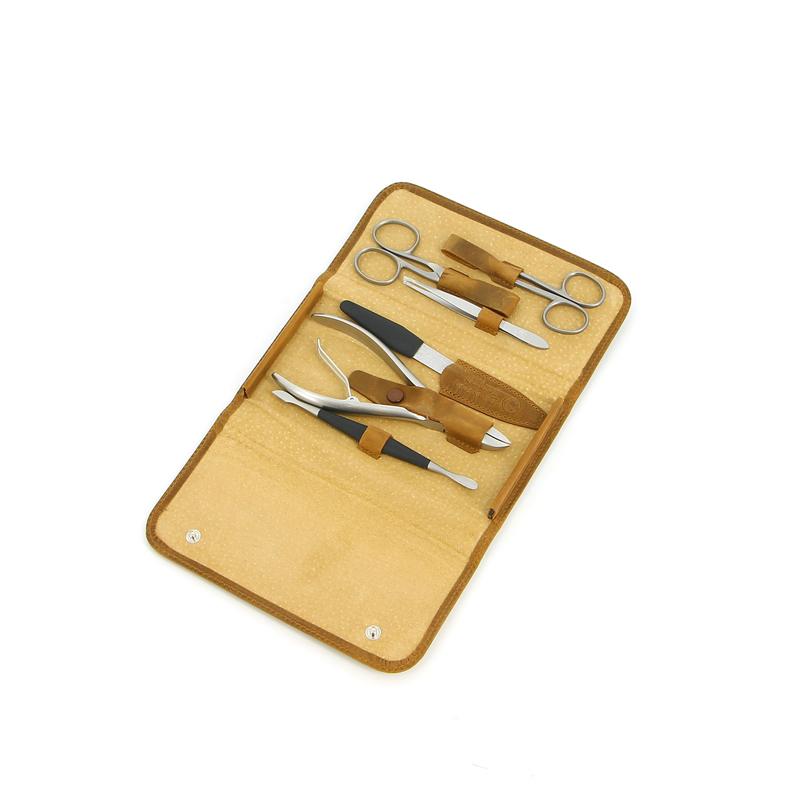Маникюрный набор-брелок в футляре Solinger Dovo 8017066