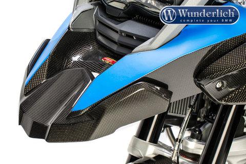 Расширение переднего обтекателя BMW R1200GSA LC карбон