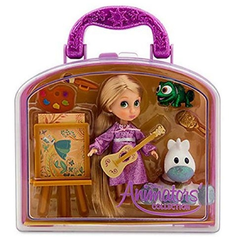 Дисней Рапунцель Аниматор набор с мини-куклой 13 см