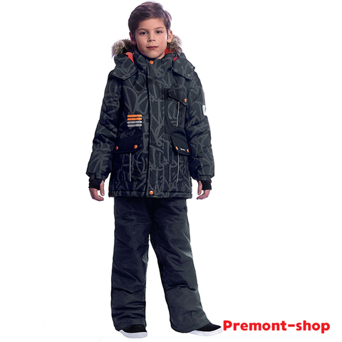 Комплект Premont Трасса Мон-Трамблан WP92266 BLACK