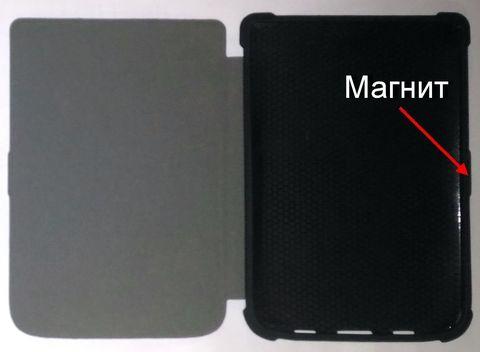 Чехол - обложка для PocketBook 616-627-632