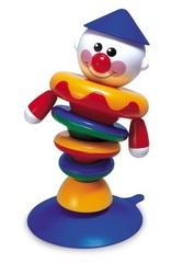 Tolo Шатающийся клоун (на присоске) (89520)