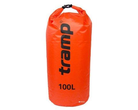 Гермомешок Tramp 100л TRA-210 (оранжевый)