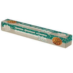Пленка пищевая DOMOLUX 29смХ30м 8 мкм в коробке 6227/24D