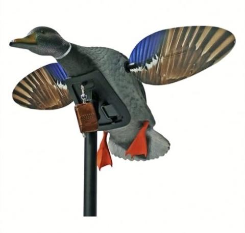 Механическое чучело-поплавок утки Mojo Elite Series™ - Floater Mallard с пультом д/у