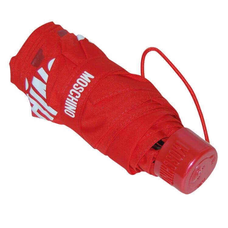 Зонт мини Moschino 8042-C Shadow bear