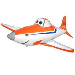 Фольгированный шар Самолетик 53см X 110см