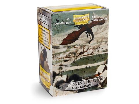 Протекторы Dragon Shield - Hunters in the Snow (100 шт.)