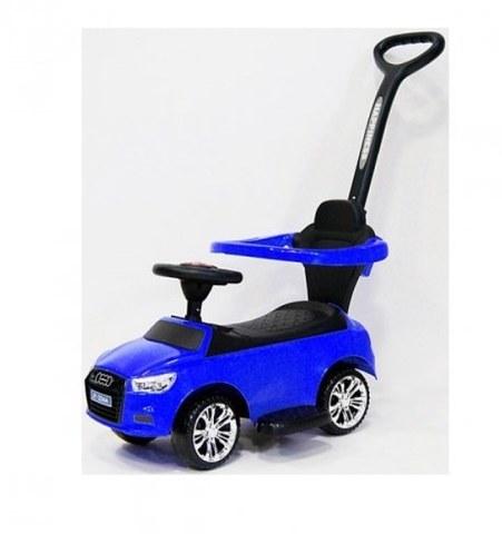 Каталка Rivertoys Audi JY-Z06A-BLUE, синий