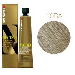 Goldwell Nectaya 10BA (бежево-пепельный экстра блондин) - Краска для волос