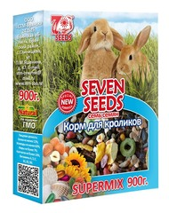 Корм для кроликов Seven Seeds Supermix